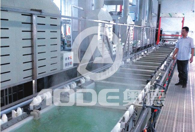 磷化池水加热控温